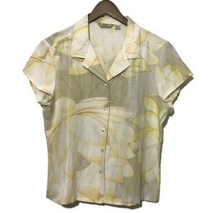 Tommy Bahama Tropical Blouse